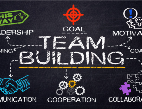 Working Together As A Team – Team Building